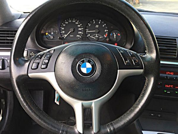 BMW 320CI 2.2 照片7