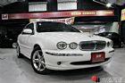 桃園市稀有白色 擁有凌駕於速度上的氣質 JAGUAR 捷豹 / X-Type中古車