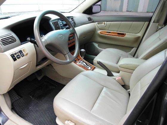 Toyota 豐田 Altis 1.8 照片3