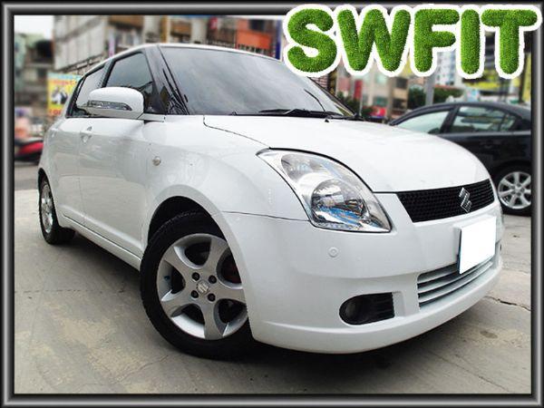 06年出廠 SWIFT 時尚省油安全小車 照片1
