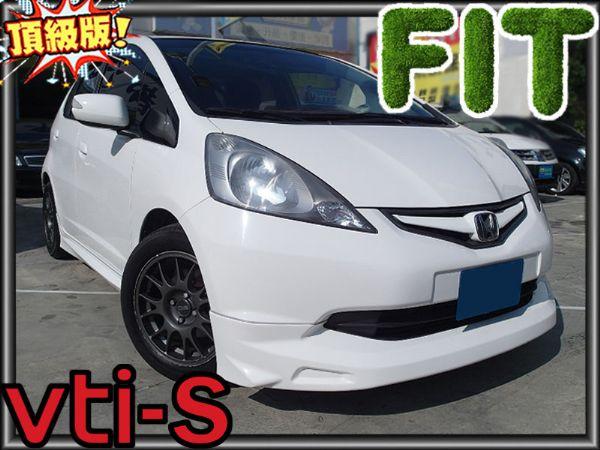 FIT F1方向盤換檔/性能小車/超大空 照片1