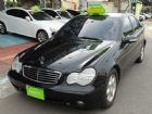 台中市2003年 賓士 C200K 黑 28萬 BENZ 賓士 / C200 Kompressor中古車