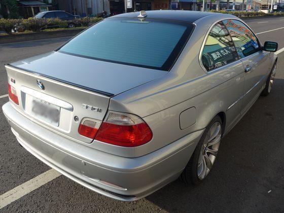 BMW 寶馬/318ci 照片10