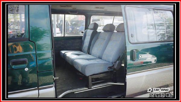 DELICA廂車 客貨兩用 8人座廂車  照片8