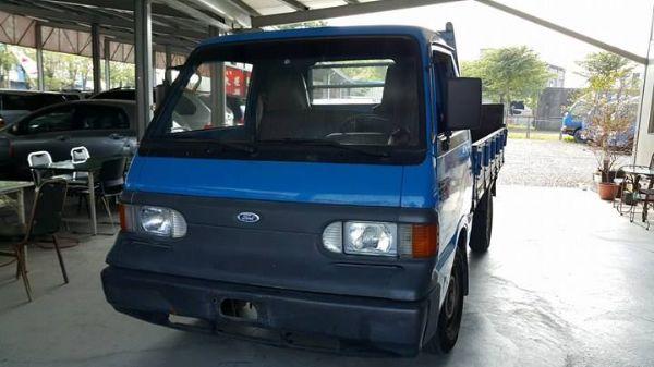 1996年 載卡多 升降尾門 中型商用車 照片1