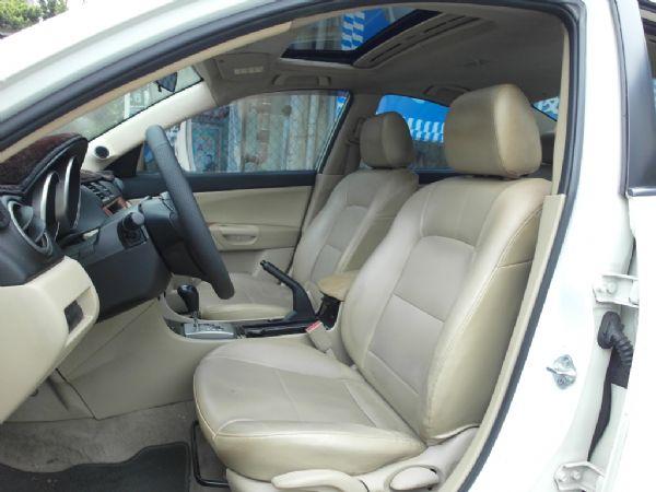 2006年 Mazda3 1.6 白 照片3