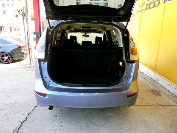 2006年 Mazda5 藍 2.0 照片9