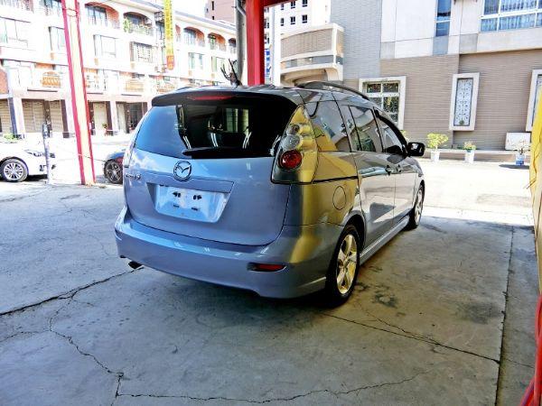2006年 Mazda5 藍 2.0 照片10