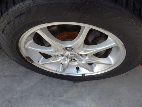 Mazda 馬自達/323 照片9