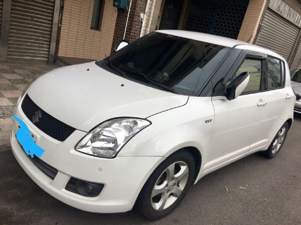 Suzuki swift GLX 照片2