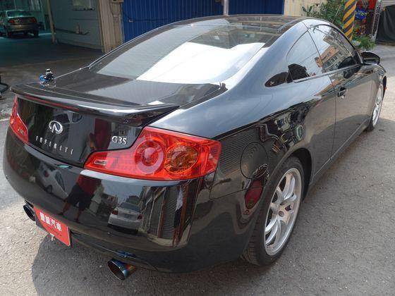 Infiniti極致/G35 Coupe 照片10