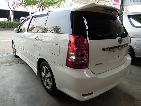 Toyota 豐田/Wish 照片10