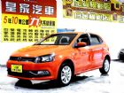 台中市POLO 1.6 全額貸免保人可超貸 VW 福斯 / Polo中古車
