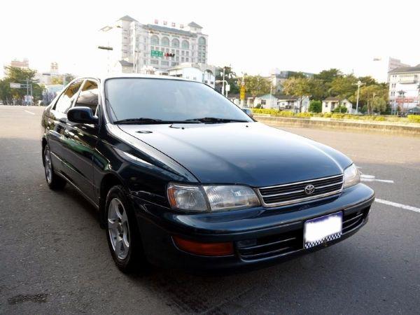 ☆保證實價☆ 1994豐田1.6省油好開 照片2
