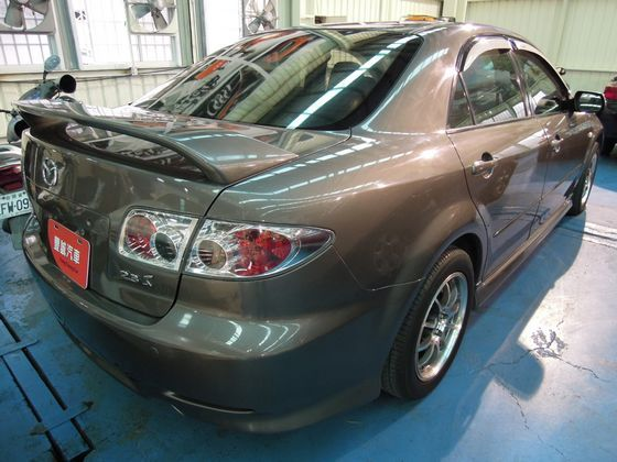 Mazda 馬自達/馬6S 2.3 照片10
