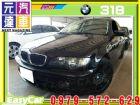 台中市2005年 寶馬 318 黑 21萬 BMW 寶馬 / 318i中古車