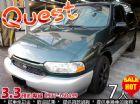 台中市1999 日產 QUEST 7人 NISSAN 日產 / Quest中古車