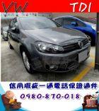 台中市2011年 狗夫TDI 灰 40萬 VW 福斯 / Golf中古車