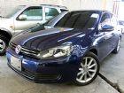 台中市新車103萬 平均油耗20公里/1公升  VW 福斯 / Golf中古車