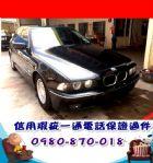 台中市1999年 寶馬520 黑 11萬 BMW 寶馬 / 520i中古車