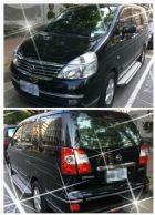 高雄市鴻璽車業-05年奢利娜(QRV)黑--車 NISSAN 日產 / Serena Q-RV中古車