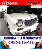 台中市2000年 威力達 白 6萬 NISSAN 日產 / Verita中古車