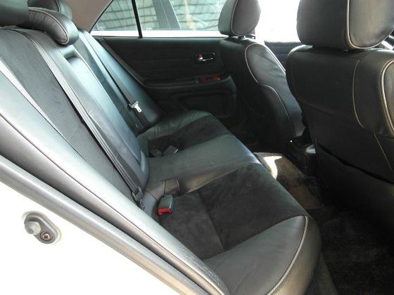 Lexus IS200 2.0  照片9