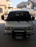 台中市得利卡2.4廂式商用車 MITSUBISHI 三菱 / Delica(得利卡)中古車