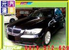 台中市2007年 寶馬 320 黑 48萬 BMW 寶馬 / 320i中古車
