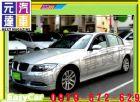 台中市2008年 寶馬 320 銀 48萬 BMW 寶馬 / 320i中古車