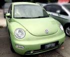 台中市2003年 金龜車 綠 10萬 VW 福斯 / Beetle中古車