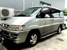 台中市2004年 三菱 司貝司吉 銀 15萬 MITSUBISHI 三菱 / Space Gear中古車