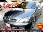 台中市06年 三菱 菱帥 LANCER 1.6 MITSUBISHI 三菱 / Global Lancer中古車
