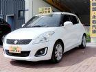 台中市Swift 1.2免頭款全額超貸免保人 SUZUKI 鈴木 / Swift中古車