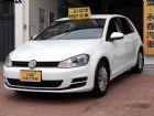 台中市Golf 柴 1.6免頭款全額超貸免保人 VW 福斯 / Golf中古車