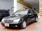 台中市C200K 1.8免頭款全額超貸免保人 BENZ 賓士 / C200 Kompressor中古車