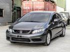 新北市2014 HONDA Civic 1.8 HONDA 台灣本田 / Civic中古車