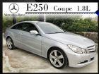 台中市賓士 E250 Coupe 大漢汽車  BENZ 賓士 / E350中古車