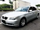 台中市年底庫存出清 無條件皆可貸款 BMW 寶馬 / 520i中古車