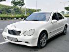 台中市C200 l2.0免頭款全額超貸免保人 BENZ 賓士 / C200中古車