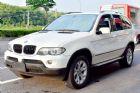台中市X5 3.0I 免頭款全額超貸免保人 BMW 寶馬 / X5中古車