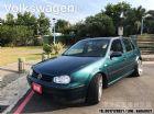 桃園市VW Golf IV 04' 1.6  VW 福斯 / Golf中古車