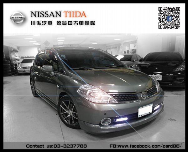 TIIDA 5D 優質首選省油代步車 照片1