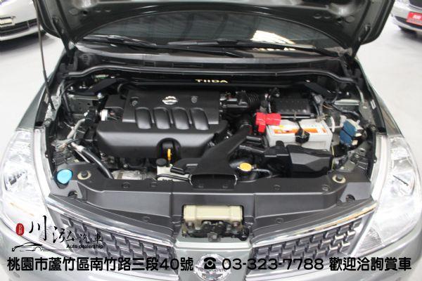 TIIDA 5D 優質首選省油代步車 照片3