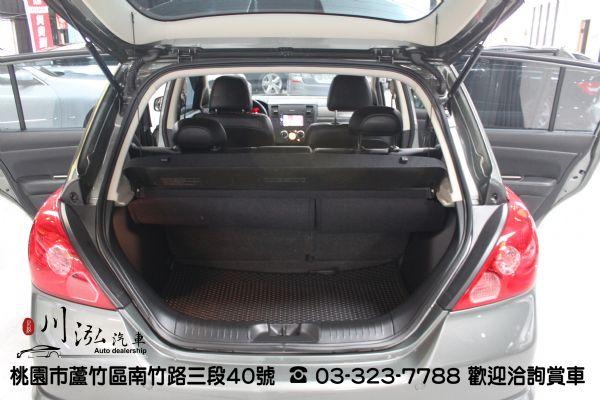 TIIDA 5D 優質首選省油代步車 照片4