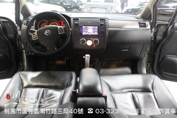 TIIDA 5D 優質首選省油代步車 照片6