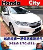 台中市2016年 本田 City 35.8萬 HONDA 台灣本田 / City中古車