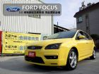 台南市(收訂)五速手排 實跑14萬 可全貸 FORD 福特 / Focus中古車