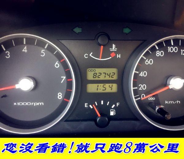 2005年GETZ只跑8萬公里原鈑件 照片9