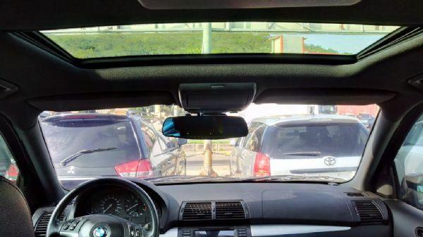 認證車 2003年原鈑件X5一流影音享受 照片3